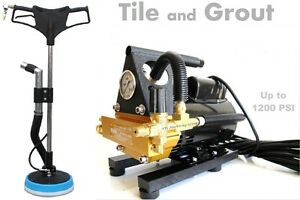 Tile And Grout Cleaning Pump Mytee Spinner Pack