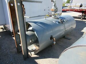 2002 Reco Usa Insulated Hot Boiler Water Storage Tank Vessel Reservoir 125 Psi