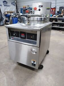 Bki Fkm f 75 Lb Extra Large Capacity Electric Pressure Chicken Fryer