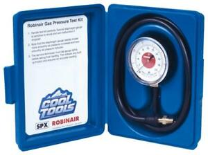 Gas Manifold Pressure Test Kit 0 35 Water Column Calibrated Diaphragm Gauge 1pk
