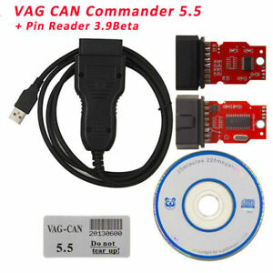 Vag Can Commander 5 5 Pin Reader 3 9 Beta For Diagnostic Tool Audi Vw Seat Skoda