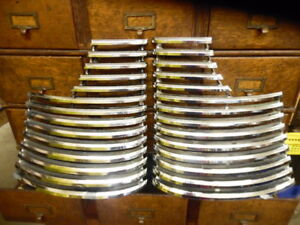 1941 Desoto Left Right Grille Pair Originals Left Right