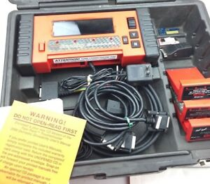 Snap On Tools Mtg2500 Graphing Scanner Kit