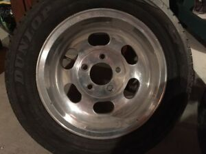 Dragmaster Six Slot Wheels Vintage Like Ansen Sprint