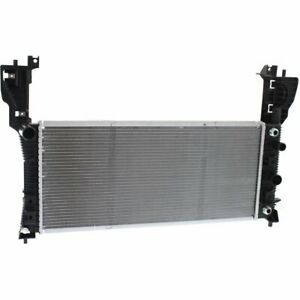Radiator For 2012 2013 2014 Ford Edge Limited Se Sel 2 0l 4cyl Gas Engine