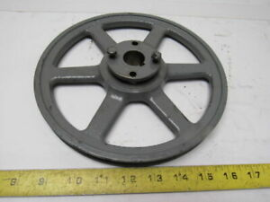 Browning Ak94h 9 1 4 Od V belt 3l 4l A Single Groove Pulley Sheave Taper Bore