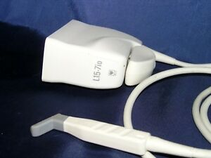 Philips L15 7io Broadband Compact Linear Ultrasound Probe