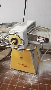 Rondo Doge Cutomat Sso 68 C Commercial Bakery Dough Sheeter W cutter