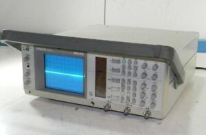 Fluke philips Pm 3065 100mhz 2 1 Channel Dual Time Base Analog Oscilloscope