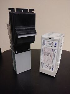Mei Mars Ae2631d7 Set 10 Bill Validator acceptor W dipswitch stacker Cashbox Set