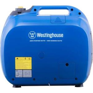 Westinghouse Wh2200ixlt Super Quiet Portable Inverter Generator 1800 Rated Wat