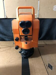 Trimble Geodimeter 440 Surveying br0ken Error Code No Power Supply