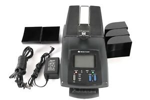 Tellermate Money Counter Counting Machine Black W keypad 5 pack Coin Box