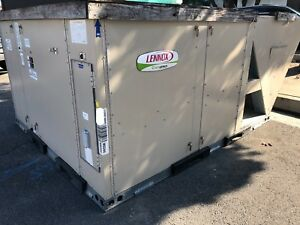 Lennox 17 5 Ton Hi Efficiency Package Unit Cool Only 230v 3ph Air Conditioner Ac