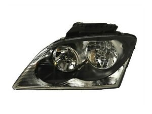 2005 2006 Chrysler Pacifica Headlamp Headlight Halogen W O Hid Left Driver Side