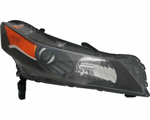 Fit For Acura Tl 2012 2013 2014 2015 Headlight W hid Right Passenger 33101tk4a