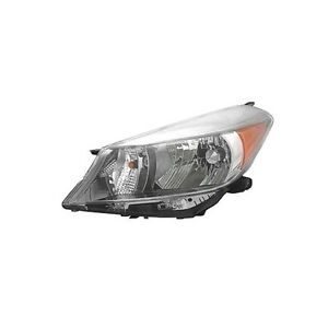 2012 14 Toyota Yaris Hatchback Headlight Headlamp W spt Pkg Left Driver Side