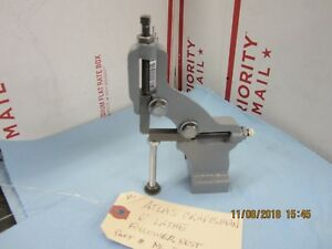 Atlas Craftsman 6 Lathe Follower Rest M6 396