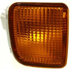 Replacement Front Bumper Signal Lamp Left For 1998 2000 Toyota Tacoma 4wd