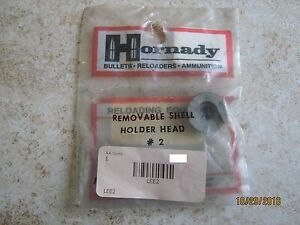New Old Stock Hornady Reloading Shell Holder 2
