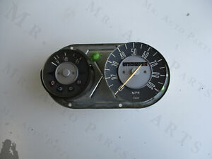 Vintage Volkswagen Bus 211957023g Instrument Cluster No Housing