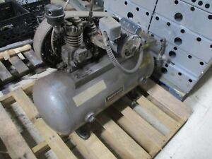 Honeywell Type Hubh 5020 Air Compressor Wp210 A 1100 1 4hp 115 230v Used
