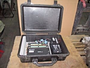 Rs Technical campbell Scientific Ps12 Portable Test Case 115119j Used