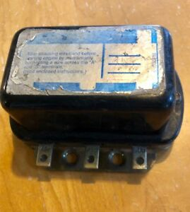 6 Six Volt Voltage Regulator 1948 1949 1950 1951 1952 1953 1954 Hudson Hornet