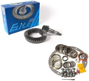 Chevy Dodge Ford Dana 80 3 54 Ring And Pinion Timken Master Kit Elite Gear Pkg