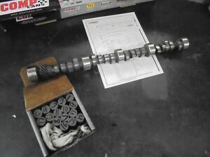 Comp Cams Sbc Chevy Solid Lifter Camshaft Lifters 12 500 5