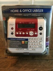 Brother Pt 1280sr P touch Electronic Labeling System New Sealed Set