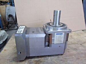 Bayside Rs142 040 Right Angle Gear Box Ratio 40 1 115235j Used