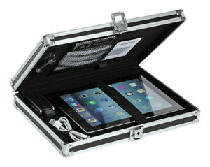 Vaultz Key Lock Silver Clipboard