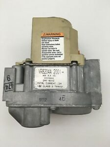 Honeywell Vr8204a2001 Hvac Furnace Gas Valve Used Free Priority Mail Shipping