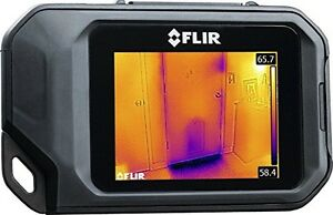 Flir C2 Powerful Compact Thermal Imaging System Camera new