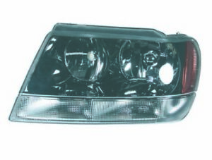 Replacement Left Headlight Headlamp For Jeep Grand Cherokee Ii Wj Wg Model
