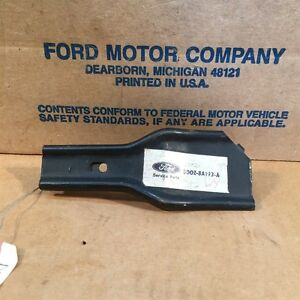 65 71 Fairlane Torino Nos Oem Ford D0oz 8a193 a Bracket Radiator Support Upper