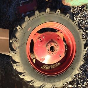 Farmall Cub And International Cub Rear Tire