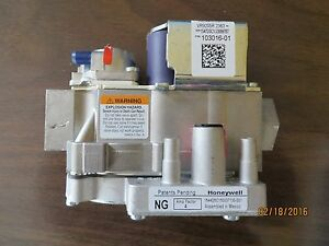 Honeywell Vr9205r 2363 Natural Gas Valve 103016 01