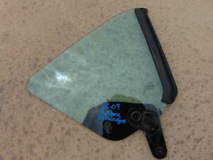 2005 09 Ford Mustang Convertible Rear Quarter Window Glass Rh Passenger