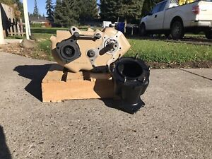 Np 205 Transfer Case Dodge 23spl Automatic