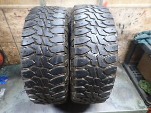 2 275 60 20 114s Haida Mud Champ Tires 7 10 32 No Repairs 2817