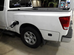 Pickup Bed Box King Cab With Utility Box Package Fits 05 Titan Nissan