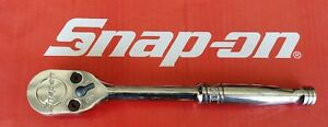 Snap On Tools 1 2 Drive 80 Tooth Standard Handle Ratchet S80a Nice