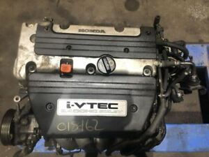 2006 2007 Honda Accord Engine Motor 2 4l I Vtec Dohc