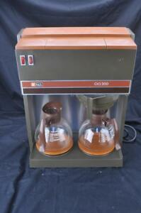 Reynolds Products Ocs200 Commercial Coffee Maker 2 Burner