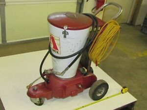 Alemite 7175 r4 Electric Grease Transfer Pump Portable 120v Rockcrusher