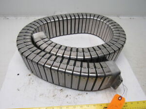 Kabel Schlepp Type 115h Energy Chain Cable Carrier Enclosed Metal Clad 2 x4 x60