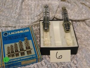 Reloading Dies New Old Stock  Lachmiller 224 Weatherby Mag  #6