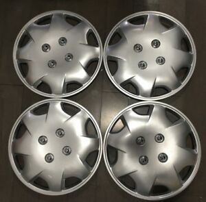 Set Of 4 Honda Accord 15 Hubcaps Wheel Covers 1998 1999 2000 2001 2002 55045 R